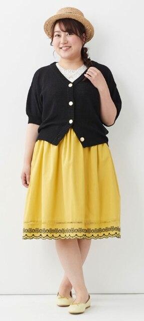 79bd72594cbce 大きいサイズレディースファッション(スマイルランド)のコーディネート一覧