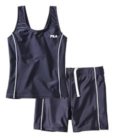 <ニッセン>【FILA(フィラ)】セパレート水着(女の子 水着) スクール水着 Kid's Swimsuit画像