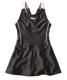 <ニッセン>【FILA(フィラ)】ワンピース水着(女の子 水着) スクール水着 Kid's Swimsuit画像