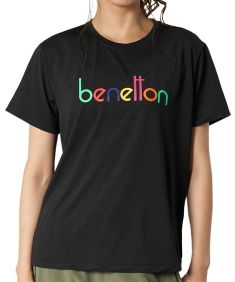 BENETTONTシャツ 【レディーススポーツウェア】Sportswear