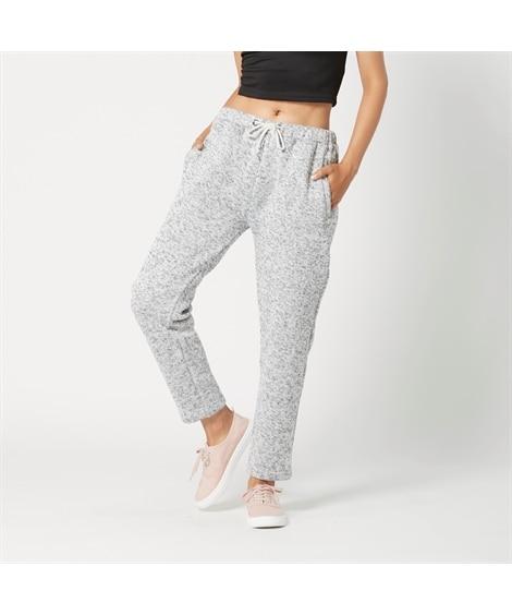 Ocean Pacific ニットフリース杢パンツ 【レディーススポーツウェア】Sportswear