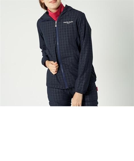 marieclaireSPORT ラウンドジャケット 【レディーススポーツウェア】Sportswear