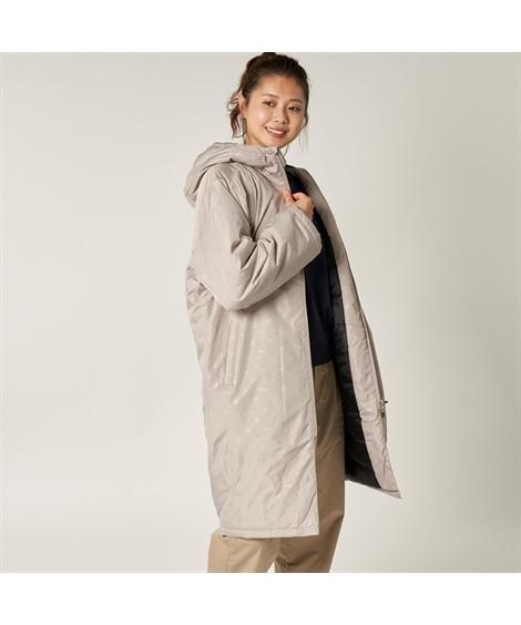FILA エンボス加工中綿ベンチコート 【レディーススポーツウェア】Sportswear