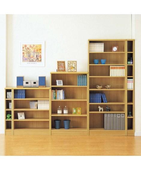 <ニッセン> 選べる120タイプの木製ラック【幅28.5cmー116.5cm】