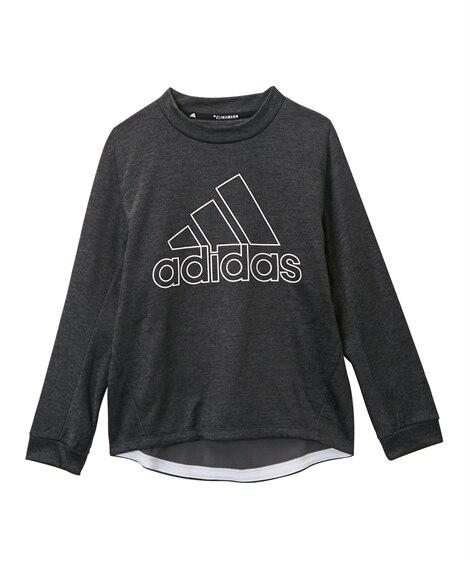 【アディダス】スウェットクルーネック(裏起毛)(男の子 女の子 子供服 ジュニア服) キッズジャージ, Kid's Sportswear, ??服, 運動服