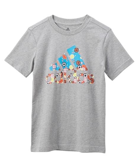 【adidas(アディダス)】GAMEイラストTシャツ(男の...
