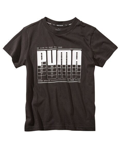 【puma(プーマ)】半袖Tシャツ(男の子 女の子 子供服 ジュニア服) キッズジャージ, Kid's Sportswear