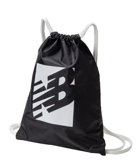 【new balance】グラフィックナップサック LAB01003 体操服袋 クラブ リュック・バックパック・ナップサック