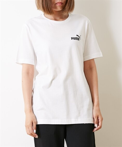 PUMA ESS SS Tシャツ(男女兼用) 【レディーススポーツウェア】Sportswear