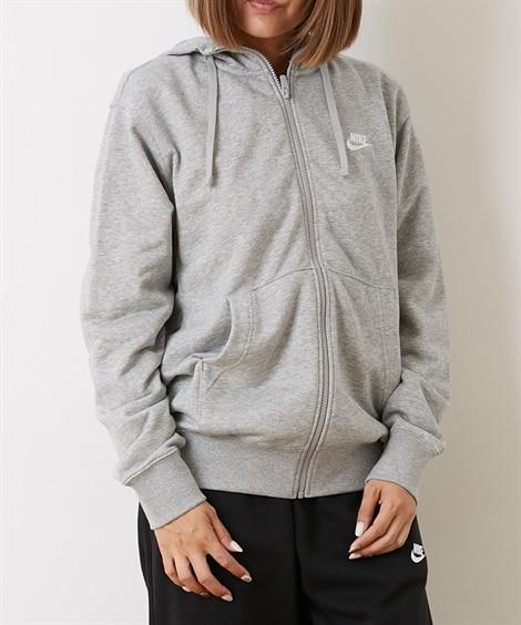 NIKE フレンチテリーフルジップフーディ(男女兼用) 【レディーススポーツウェア】Sportswear