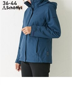 Schoffel 透湿防水3in1 Jacket Tignes1