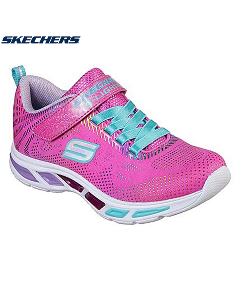Skechers Kids Litebeams-Gleam Ndream Sneaker