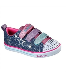 SKJ-314036L SKECHERS SPARKLE LITE-STARS THE LIMIT(キッズ)