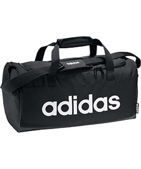 adidas AJP-GVN38 リニアロゴ チームバッグS(メンズ) スポーツバッグ, Bags