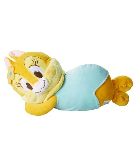 【ディズニー】ぬいぐるみ添い寝枕 ベビー布団・お昼寝布団...