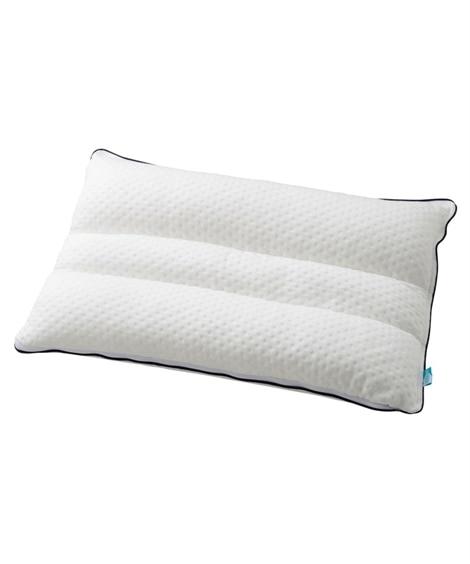 MOKUMO Pillow Compagno(しっかりタイプ)パイプタイプ×高反発ウレタン 枕の写真
