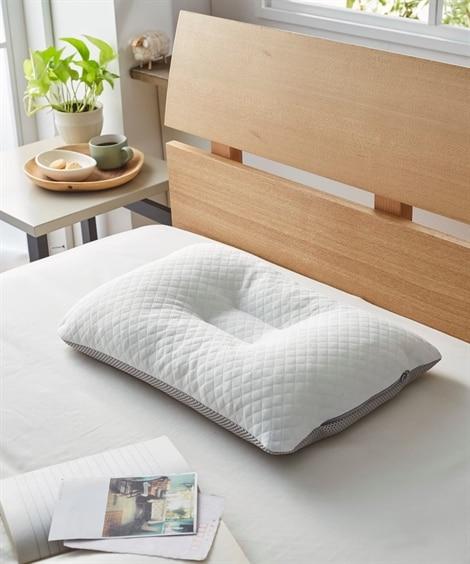 【洗える。高さ調節可】通気性の良いパイプメッシュ枕 枕...
