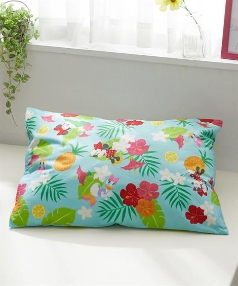 ミニーマウス&デイジー プリント枕カバー 枕カバー・ピローパッド, Pillow covers(ニッセン、nissen)