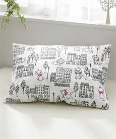 マリー プリント枕カバー 枕カバー・ピローパッドの商品画像
