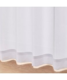 【送料無料!】花粉対策。遮熱。24時間見えにくい。防炎レースカーテン レースカーテン・ボイルカーテンの商品画像