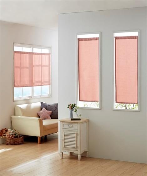 選べるカラー。小窓用カフェカーテン のれん・カフェカーテン...