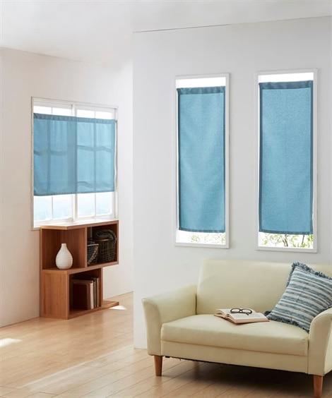 選べるカラー。小窓用カフェカーテン