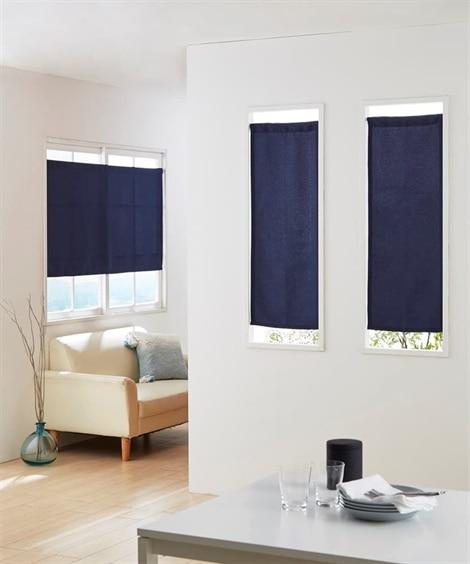 選べるカラー。小窓用カフェカーテン のれん・カフェカーテン