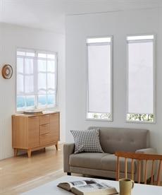 防炎。小窓用カフェカーテン のれん・カフェカーテンの商品画像