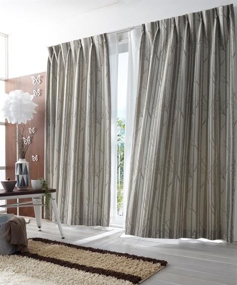 【送料無料!】北欧調。カーテン ドレープカーテン(遮光あり・...