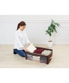 炭入り消臭衣類収納ケース 衣類収納袋・圧縮袋の商品画像