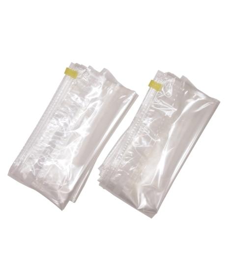 掃除機のいらない布団圧縮袋 衣類カバー・圧縮袋...