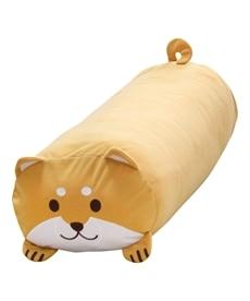 クッションにもなる布団収納袋 しば犬 衣類カバー・圧縮袋の商品画像