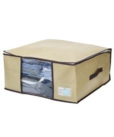 消臭。除湿衣類収納袋 衣類カバー・圧縮袋の商品画像