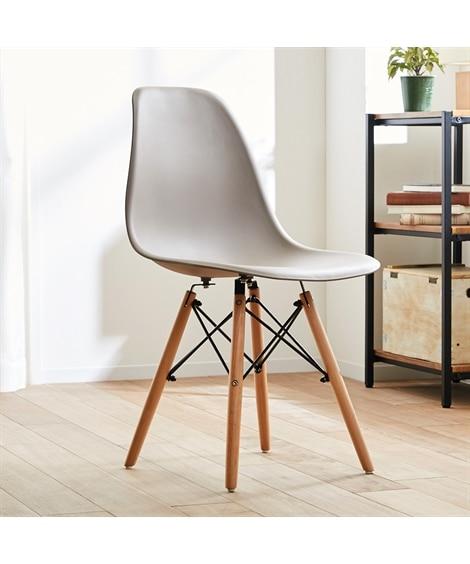 【お買い得】イームズ シェルチェア同色4脚セット(シックver) ダイニングテーブルセット, Tables(ニッセン、nissen)