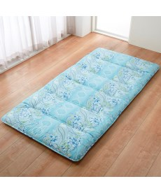 【日本製。綿100%】軽量。コンパクト6つ折り敷布団 敷布団の商品画像
