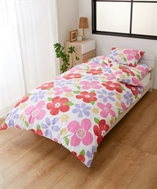 抗菌防臭わた入りボリューム布団 寝具6点セット(9柄の布団カバーから選べる) 布団セットの商品画像