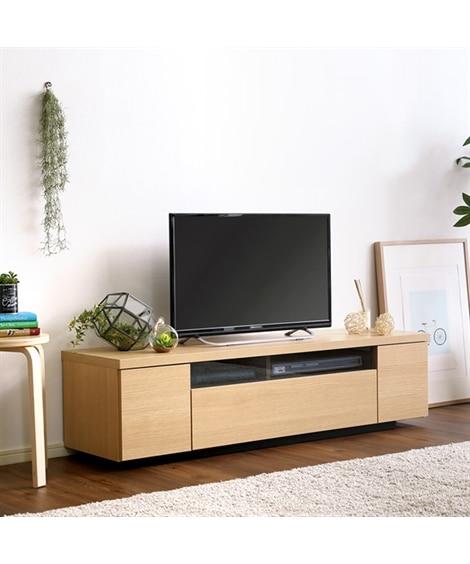 <ニッセン> シンプルで美しいスタイリッシュなTVボード テレビ台 価格:38772円商品画像