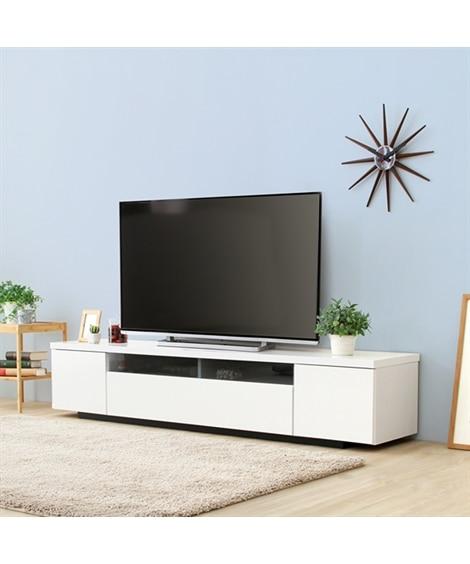 <ニッセン> シンプルで美しいスタイリッシュなTVボード テレビ台 価格:54972円商品画像