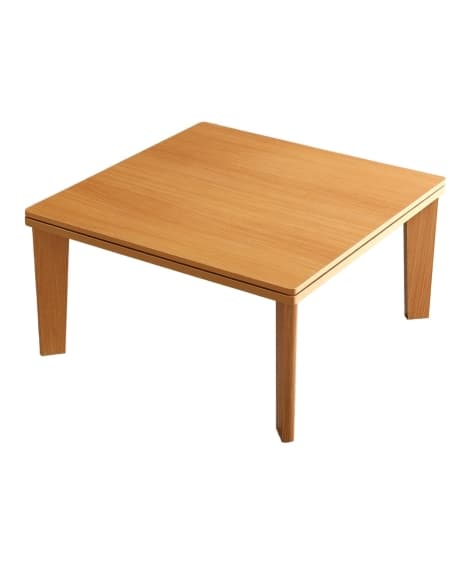 リバーシブル天板のカジュアルこたつテーブル こたつ