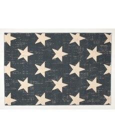 ウィルトン織ラグ(CANVAS STAR) ラグの商品画像