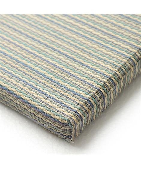 選べる6色!スタイリッシュな畳素材のい草置き畳 ラグ, Rugs(ニッセン、nissen)