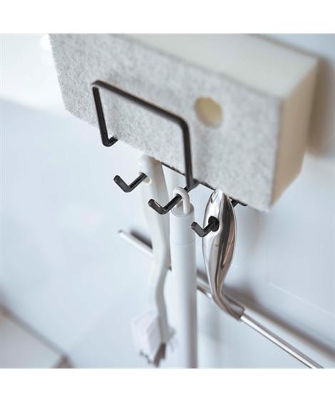 マグネット バスルーム クリーニングツールホルダー【TOWER/タワー】 バス・洗面用品, Bath goods(ニッセン、nissen)