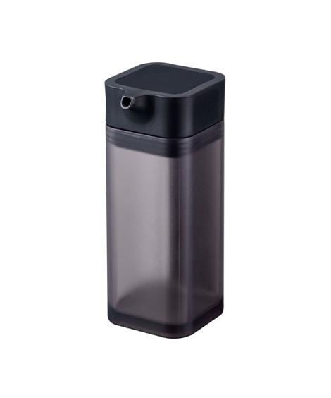 【TOWER】マグネットプッシュ式調味料ボトル2個セット キッチン 食品保存・調味料保存(ニッセン、nissen)