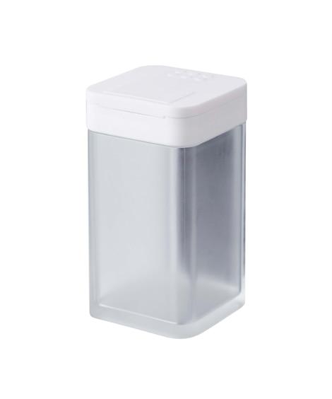 【TOWER】マグネット小麦粉&スパイスボトル2個セット キッチン 食品保存・調味料保存(ニッセン、nissen)