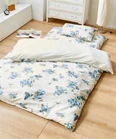 <ニッセン> ハローキティ 冷感総柄敷パッド 敷きパッド・ベッドパッド 2