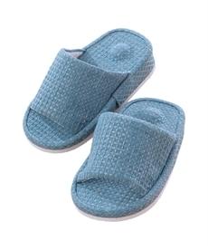 <ニッセン>パッチワークサンダル(低反発中敷)(ワイズ4E) サンダル Sandals 1