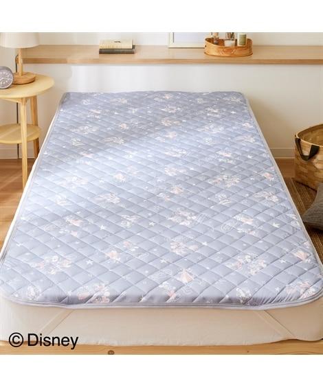 ディズニー・キャラクターひんやり気持ちいい冷感敷きパッド 敷きパッド・敷パッド, ベッドパッド, Bed pats(ニッセン、nissen)