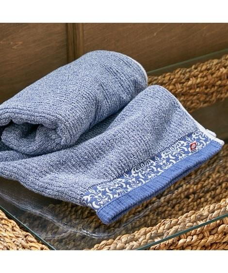 今治ジャガード織り バスタオル バスタオル, Towels(...