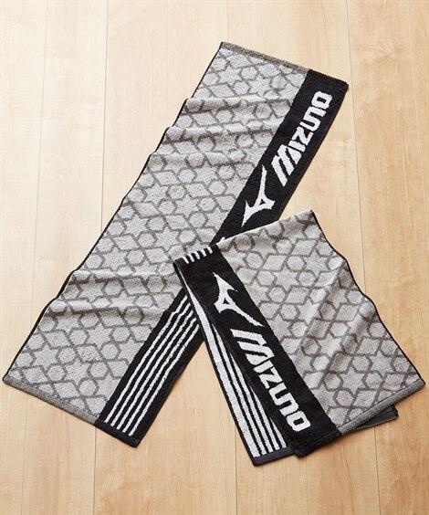 【お買得】スポーツタオル同色2枚セット 約34×110cm ...
