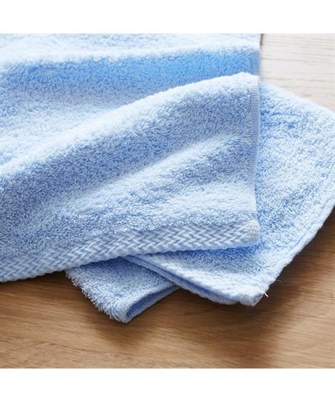 エブリーカラー フェイスタオル同色6枚セット フェイスタオル, Towels(ニッセン、nissen)